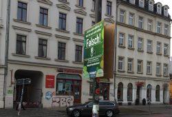 Aufruf zur Wahl des Jugendparlaments. Foto: Jugendparlament Leipzig