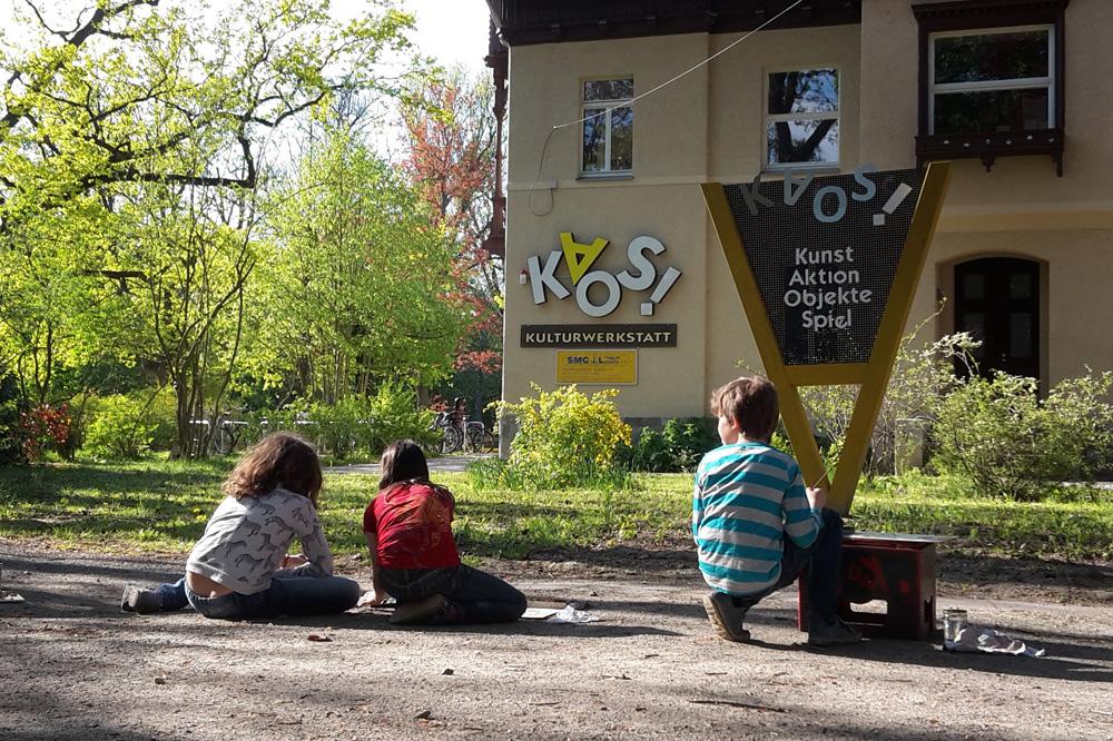 KAOS-Wochenendakademie. Foto: Kulturwerkstatt KAOS