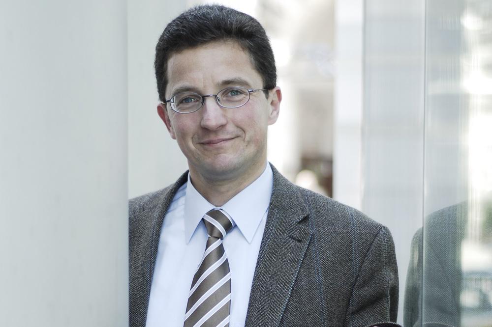 Prof. Dr. Alexander Deeg. Foto: Uni Leipzig