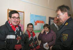 Ausstellung des Bornaer Lebenshilfe e. V.. Foto: PD Leipzig