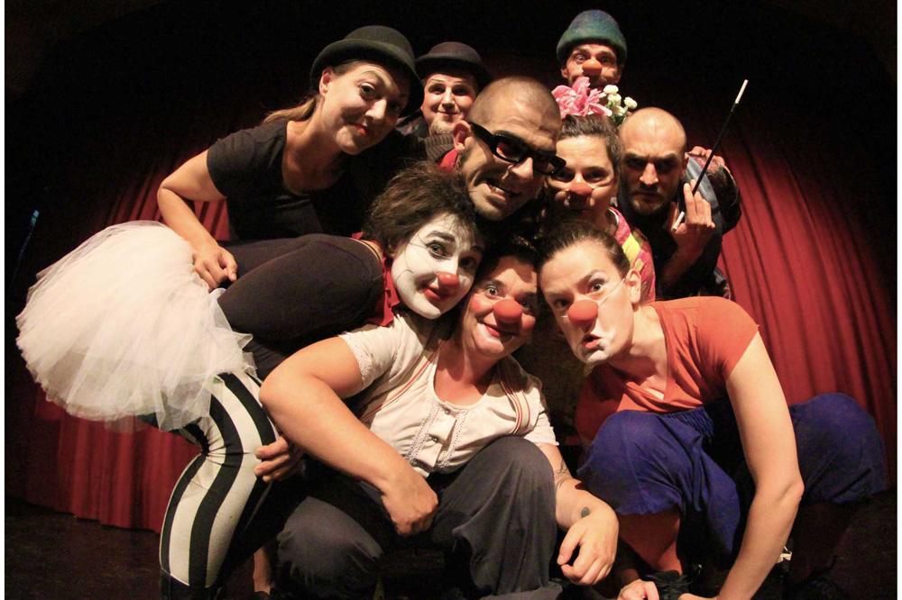 Foto: Apocalyptic Revenge Theater