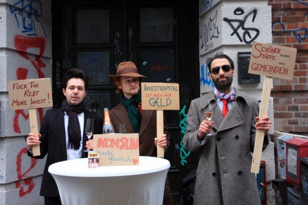 Der Blickwinkel der Investoren war durch Moderator Uwe Brückner (Neues Schauspiel) auch würdig vertreten. Foto: L-IZ.de
