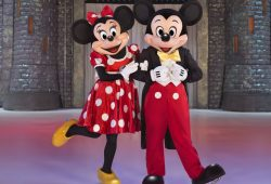 Mickey und Minnie. Foto: Feld Entertainment