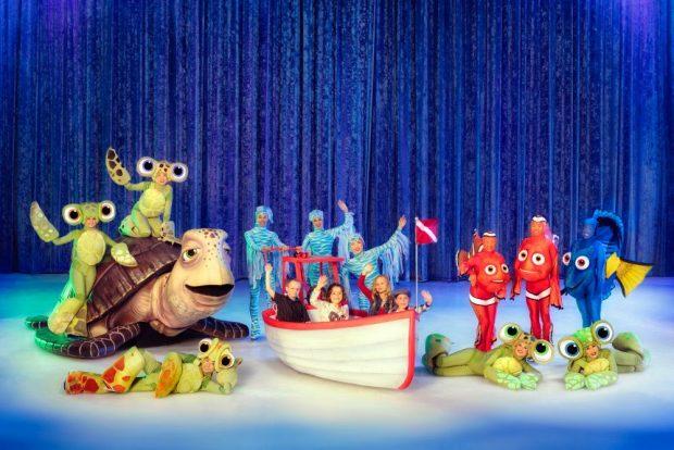Interaktives Segment – 100 Jahre voller Zauber. Foto: Disney