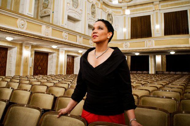 Janice Dixon. Foto: Agentur Meinhard Jenne