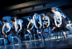 Spring Awakening. Foto: Theater-, Oper und Orchester GmbH Halle/Anna Kolata