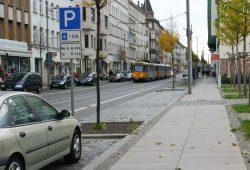 Vom Innenminister ins Spiel gebracht: Waffenverbotszone für die Eisenbahnstraße. Foto: Ralf Julke