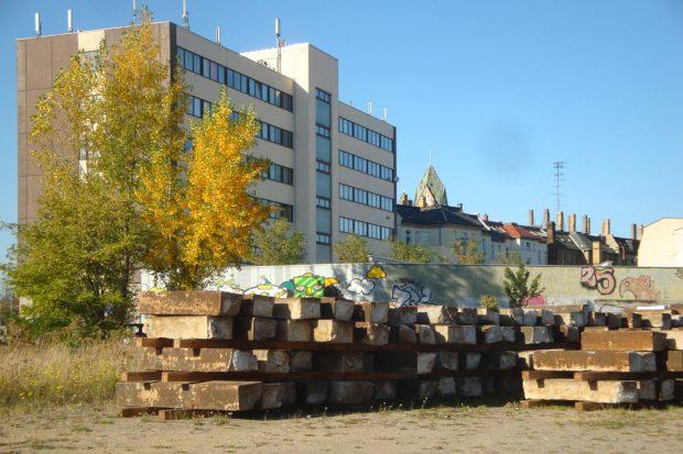 Das Bürohaus am Bahnhof Plagwitz gehört zum Quartier A an der Karl-Heine-/Engerstrasse. Foto: Gernot Borriss