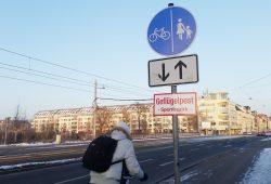 Auch Leipzig wird in diesem Winter immer wieder zum Sperrbezirk. Foto: Marko Hofmann