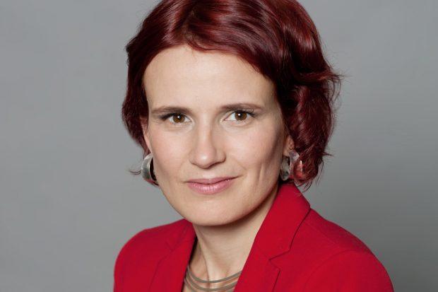 Katja Kipping. Foto: Anke Illing, www.photocultur.de