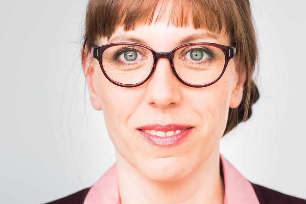 Katja Meier (Grüne). Foto: Juliane Mostertz