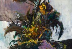 Alexander König: Bouquet. (2016, Ausschnitt). Copyright: Josef Filipp Galerie GmbH & Co KG