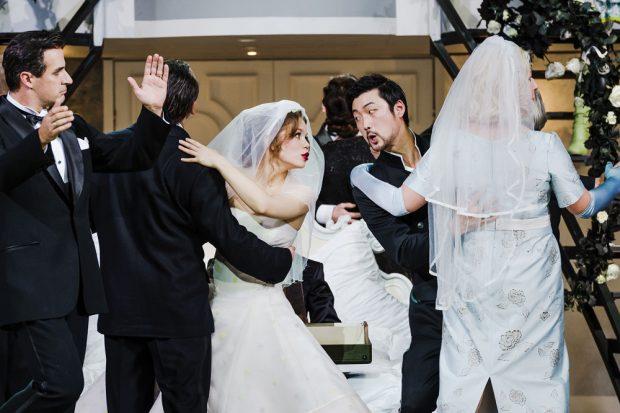 Le nozze di Figaro. Foto: Kirsten Nijhof