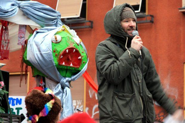 Stadtrat Mathias Weber (SPD) rief Stadtverwaltung und Vermieter zum Dialog. Foto: L-IZ.de
