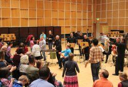 Mit-Mach-Konzert 2015. Quelle: Lebenshilfe Leipzig
