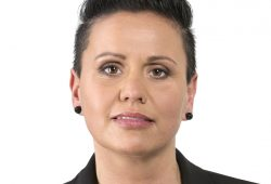 Luise Neuhaus-Wartenberg (Linke). Foto: DiG/trialon