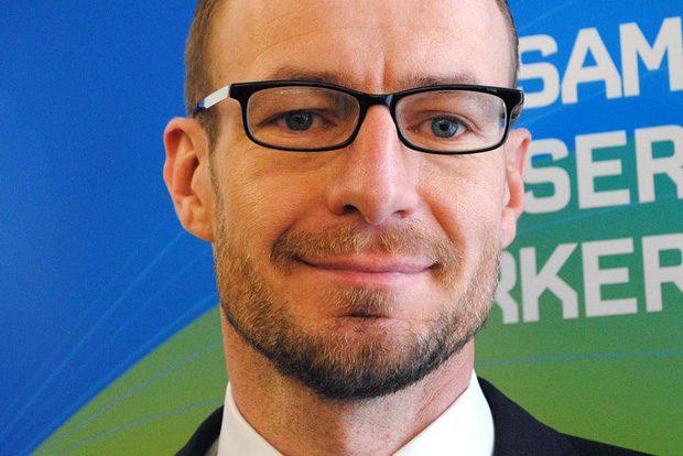 Oliver Greie. Foto: Birgit Tragsdorf