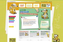 Screenshot www.seitenstark.de/chat