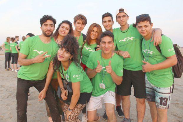 SommerCampUs 2015. Foto: Start Stiftung