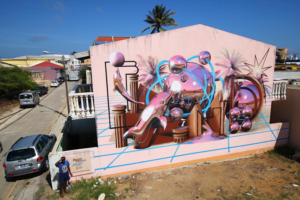 Bond Truluv: Aruba. Foto: Jahn-Galerie