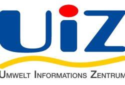 Logo Umweltinformationszentrum (UiZ)