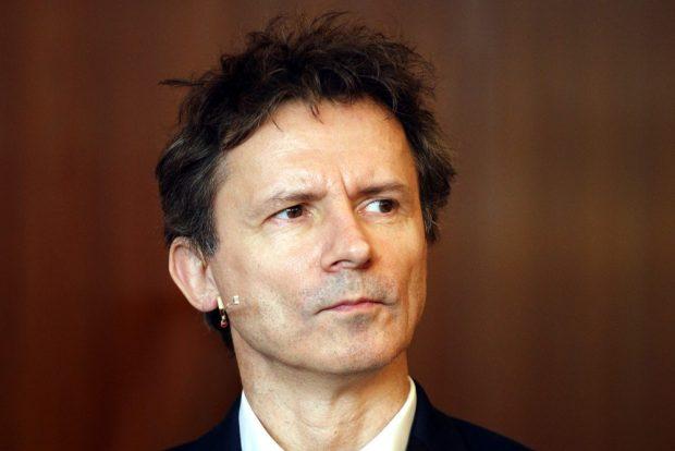 Balletdirektor Mario Schröder. Foto: Alexander Böhm