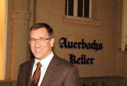 Bernhard Rothenberger, Pächter des Auerbachs Keller Leipzig. Foto: Peter Figge
