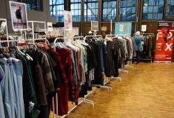 """Fashion Exchange""-Pop-up-Store. Foto: gip marketing&events"