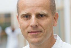 Prof. Arne Dietrich, Bereichsleiter Bariatrische Chirurgie an der Klinik und Poliklinik für Viszeral-, Transplantations-, Thorax- und Gefäßchirurgie des UKL. Foto: Stefan Straube/UKL