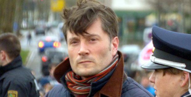 Ein äußerst entschlossenes Gesicht bei Ordnungsbürgermeister Heiko Rosenthal. Foto: L-IZ.de
