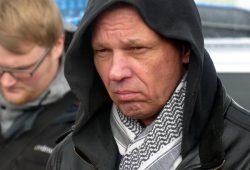 Hatte nach Leipzig geladen Bundesvorsitzender der Partei Die Rechte, Christian Worch. Foto: L-IZ.de