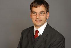 Volker Holzendorf. Foto: Bündnis 90/Die Grünen