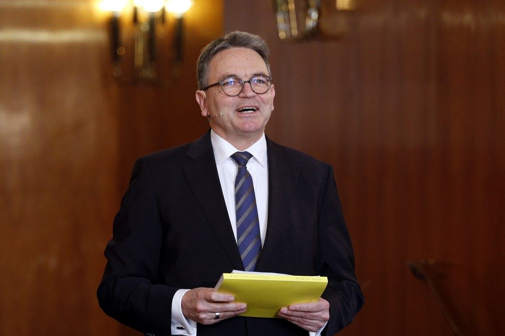 Intendant und Generalmusikdirektor Ulf Schirmer. Foto: Alexander Böhm