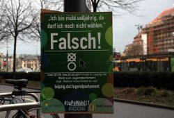 Jugendparlamentswahl in Leipzig. Wieder nur 4 Prozent Wahlbeteiligung? Foto: L-IZ.de