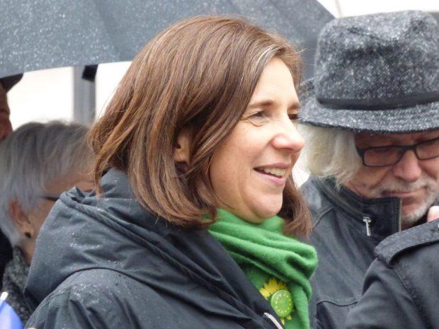 Grüne Politikerin Katrin Göring-Eckardt. Foto: Lucas Böhme