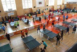 Konsum Leipzig Tischtennis Firmen-Cup. Foto: TT-Firmencup