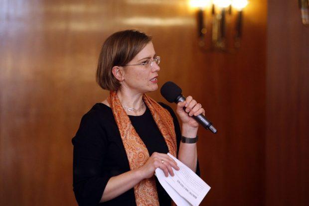 Kulturbürgermeister Skadi Jennicke. Foto: Alexander Böhm