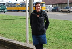 Stadträtin Juliane Nagel hält zivilen Ungehorsam für legitim. Foto: René Loch