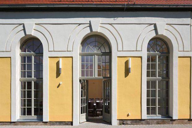 Orangerie Gaschwitz. Foto: Peter Franke