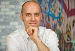 Remigiusz Smolinski. Foto: privat