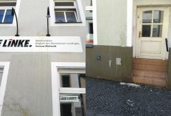 Sauerkraut und Eier ohne Serviervorschlag in Dippoldiswalde. Foto: Die Linke Sachsen