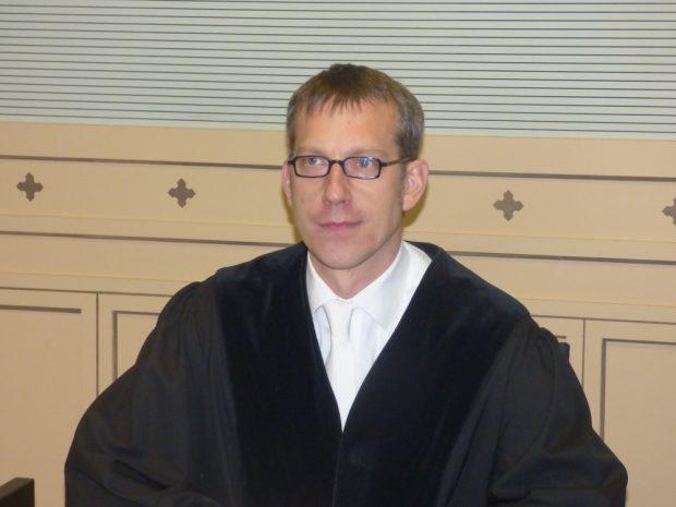 Staatsanwalt Ulrich Jakob (Bild vom Januar 2017) vertrat die Anklage im Prozess. Foto: Lucas Böhme