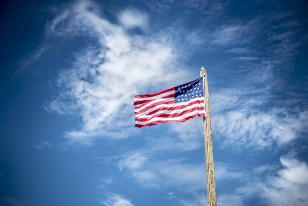Die Amerikanische Flagge. Foto: pixabay