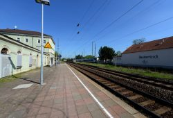 Bahnhof Neukieritzsch. Foto: Deutsche Bahn