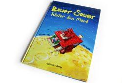 Jurij Koch, Thomas Leibe: Bauer Sauer hinter dem Mond. Foto: Ralf Julke