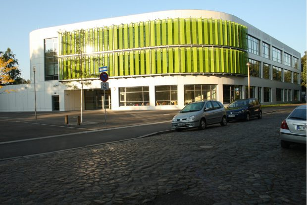 Erich-Kästner-Schule in Gohlis. Foto: Ralf Julke
