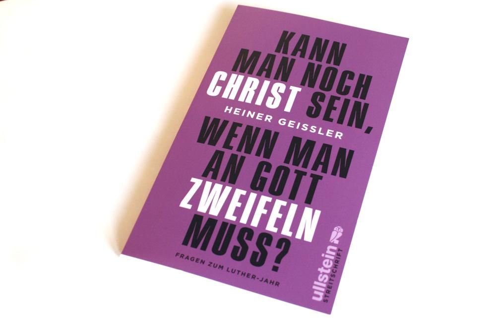 Heiner Geißler: Kann man noch Christ sein, wenn man an Gott zweifeln muss? Foto: Ralf Julke