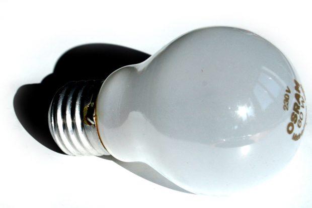 Wenn der Strom zu teuer wird ... Foto: Ralf Julke