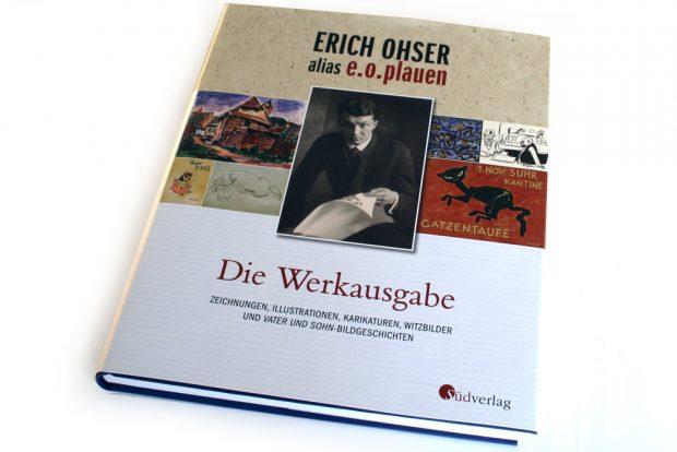 Erich Ohser alias e. o. plauen: Die Werkausgabe. Foto: Ralf Julke