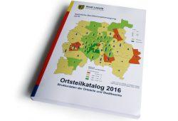 Der neue Ortsteilkatalog 2016. Foto: Ralf Julke